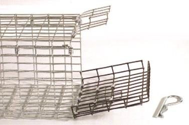 side view of cage